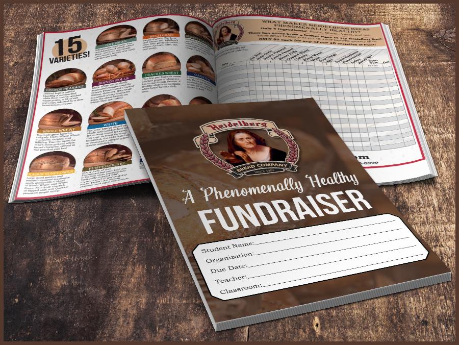 Fundraiser Booklet