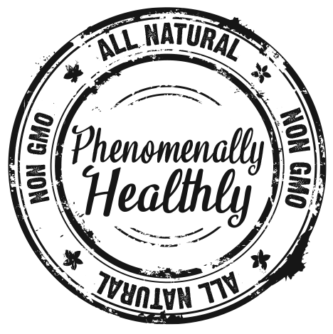 Phenomenally Healthy Stamp