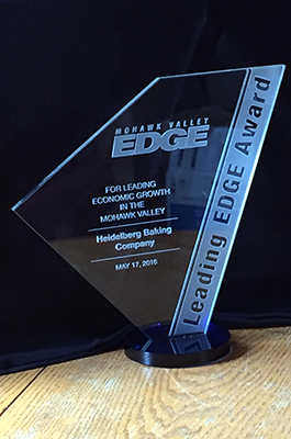 Mohawk Valley Edge Award